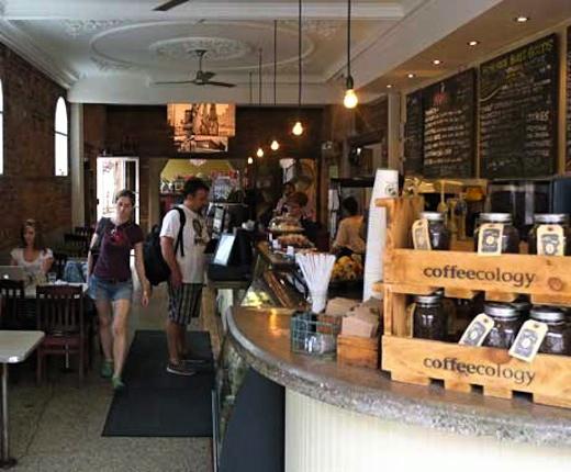 Mulberry Street Coffeehouse